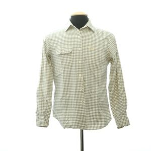 Faconnable Male Button Front Small.  Long Sleeve